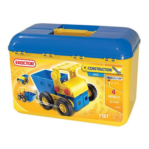 Erector Easy Toolbox Construction Set by Spin Master