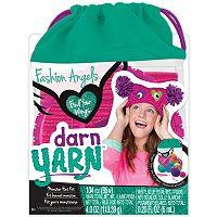 Fashion Angels Darn Yarn Monster Hat Kit
