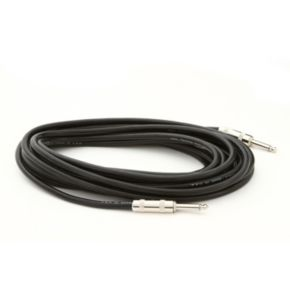 Omega Silver 10-ft. Standard Instrument Cable