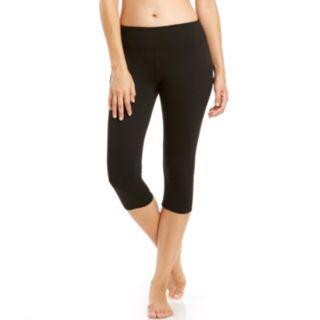 Women's Balance Collection Weekend Dry Wik Capri Yoga Leggings