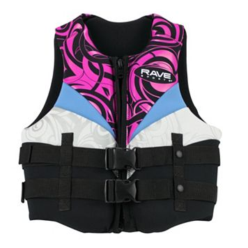 RAVE Sports Neoprene Life Vest - Women