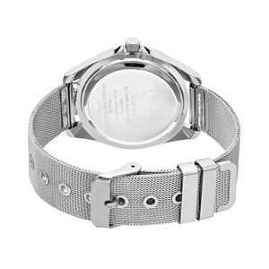 Disney's Minnie Mouse Women's Crystal Mesh Watch