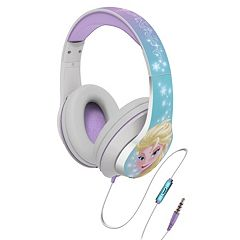 iHome Disney Frozen Elsa Headphones
