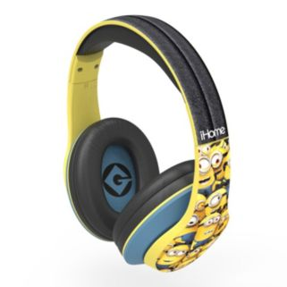 iHome Despicable Me Minions Headphones