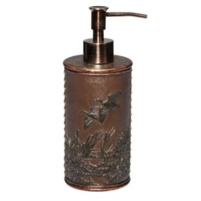Hautman Brothers Rustic Montage Lotion Pump