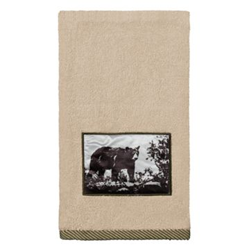 Hautman Brothers Rustic Montage Hand Towel