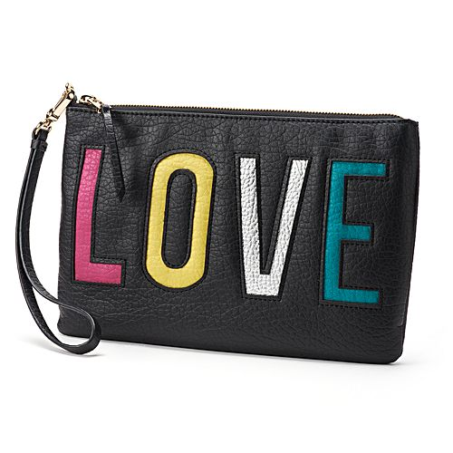Juicy Couture ''Love'' Wristlet