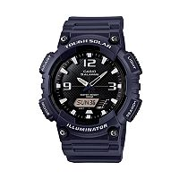 Casio Men's Tough Solar Illuminator Analog & Digital Watch