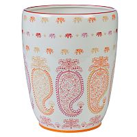 Creative Bath Silk Road Wastebasket
