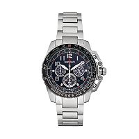 Seiko Men's Prospex Stainless Steel Flight Computer Solar Watch - SSC275