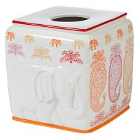 Creative Bath Silk Road Tissue Box Cover