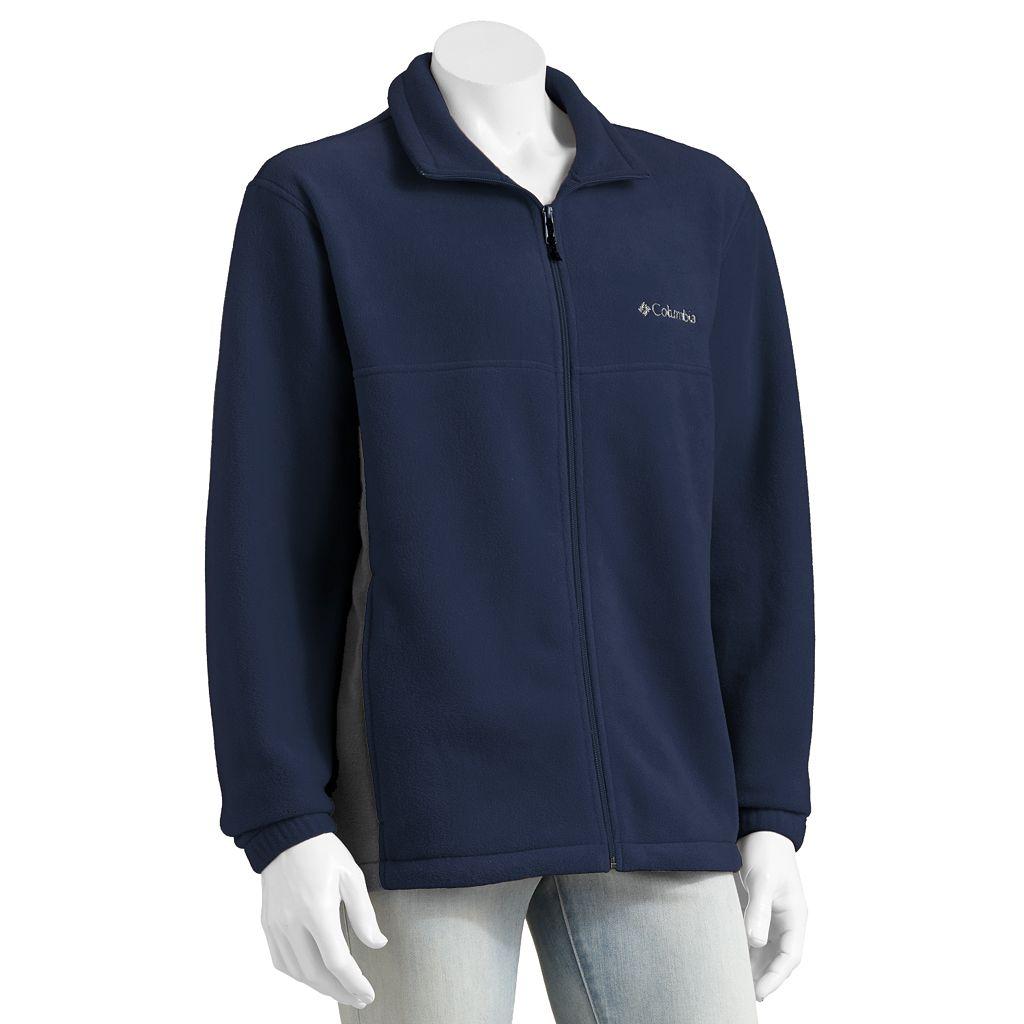 Columbia Flattop Mountain Fleece Jacket - Men