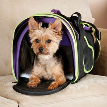 K&H Comfy Go Medium Pet Carrier
