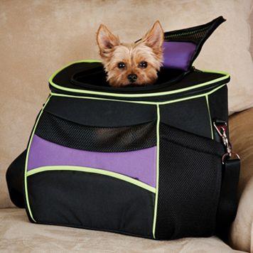 K&H Comfy Go Backpack Pet Carrier