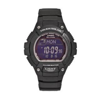 Casio Illuminator Tough Solar Digital 120-Lap Chronograph Watch