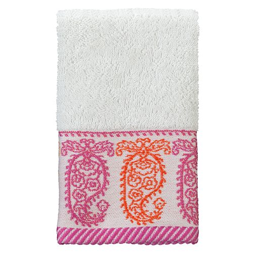 Creative Bath Silk Road Fingertip Towel