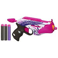 Nerf Rebelle Pink Crush 2-in-1 Blaster by Hasbro