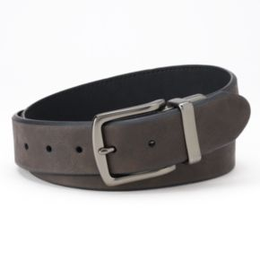Men's Columbia Reversible Leather Belt