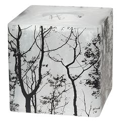 Creative Bath Sylvan Tissue Box Cover
