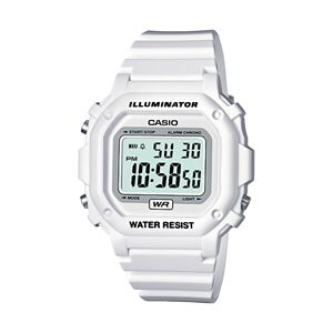 Casio Unisex Illuminator Digital Chronograph Watch