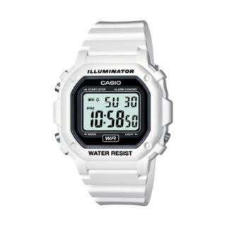 Casio Unisex Illuminator Digital Chronograph Watch
