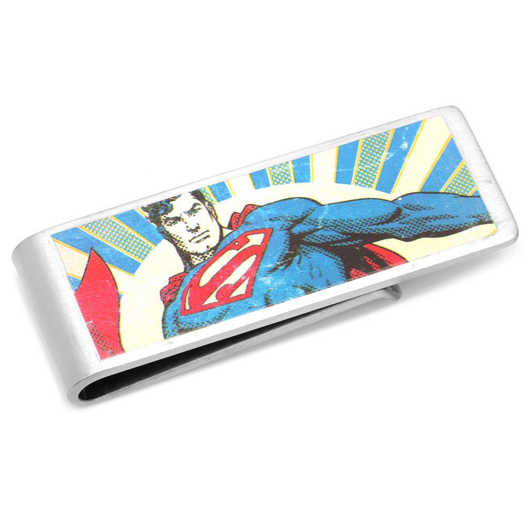 DC Comics Vintage Superman Money Clip