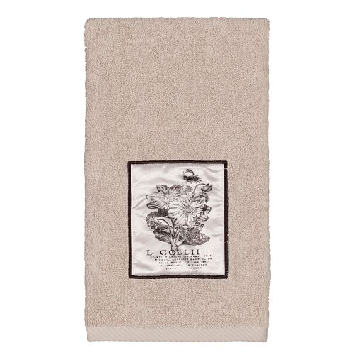Creative Bath Sketchbook Hand Towel