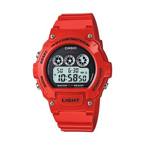 Casio Men's Illuminator Digital Chronograph Watch