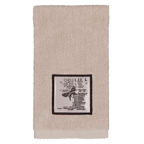 Creative Bath Sketchbook Fingertip Towel