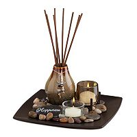 San Miguel Somerset 9 pc Reed Diffuser Set