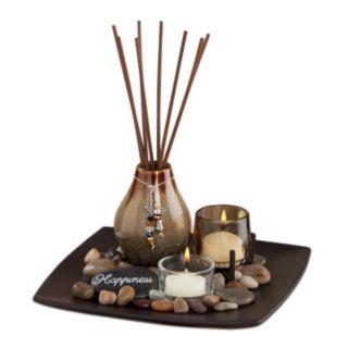 San Miguel Somerset 9-piece Reed Diffuser Set