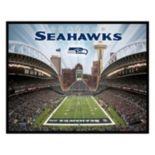 Seattle Seahawks Stadium Canvas Wall Art