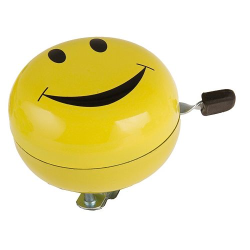 M-Wave Large Smiley Face Bike Bell