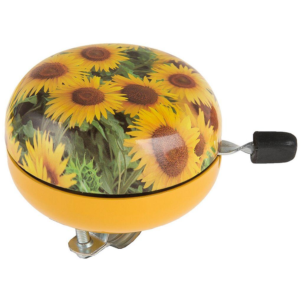 M-Wave Large Sunflower Bike Bell