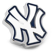 New York Yankees Silver-Plated Lapel Pin