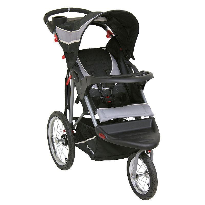 Baby Trend Expedition Jogging Stroller, Grey