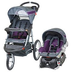 Baby Trend Car Seat & Jogging Stroller Travel System