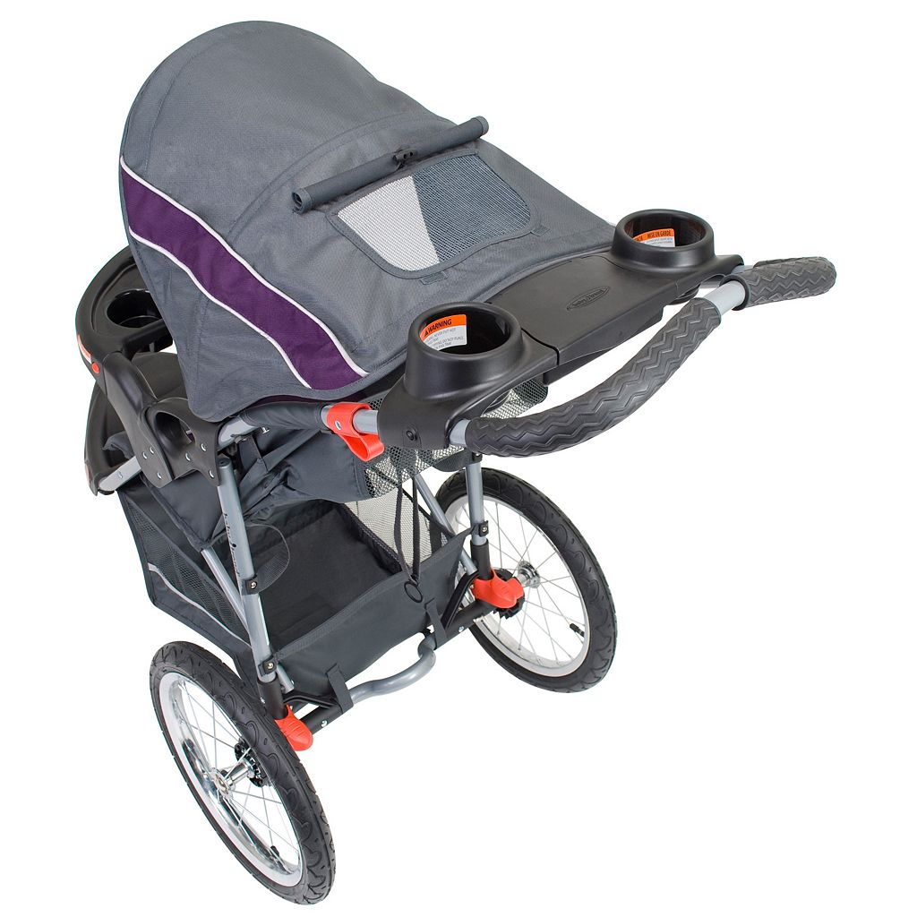Baby Trend Car Seat and Jogging Stroller Travel System