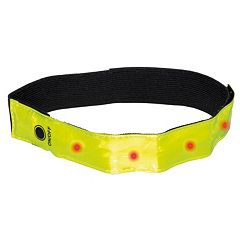 M-Wave LED Neon Yellow Safety Band