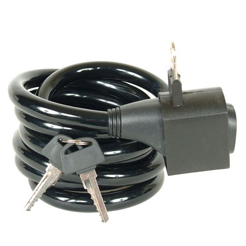 M-Wave Thick Spiral Cable Lock