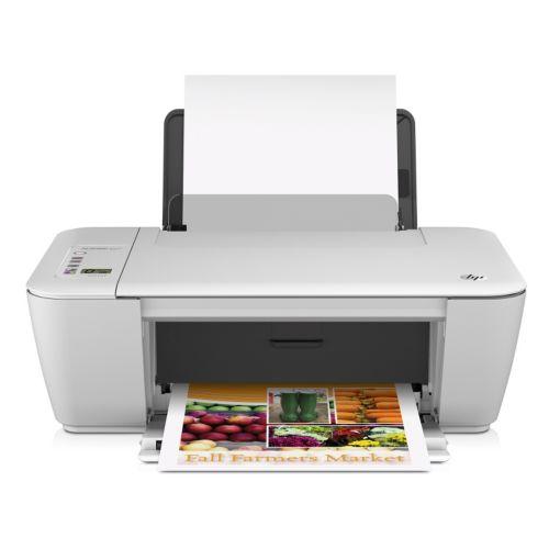 HP Deskjet 2543 All-in-One Wireless Printer