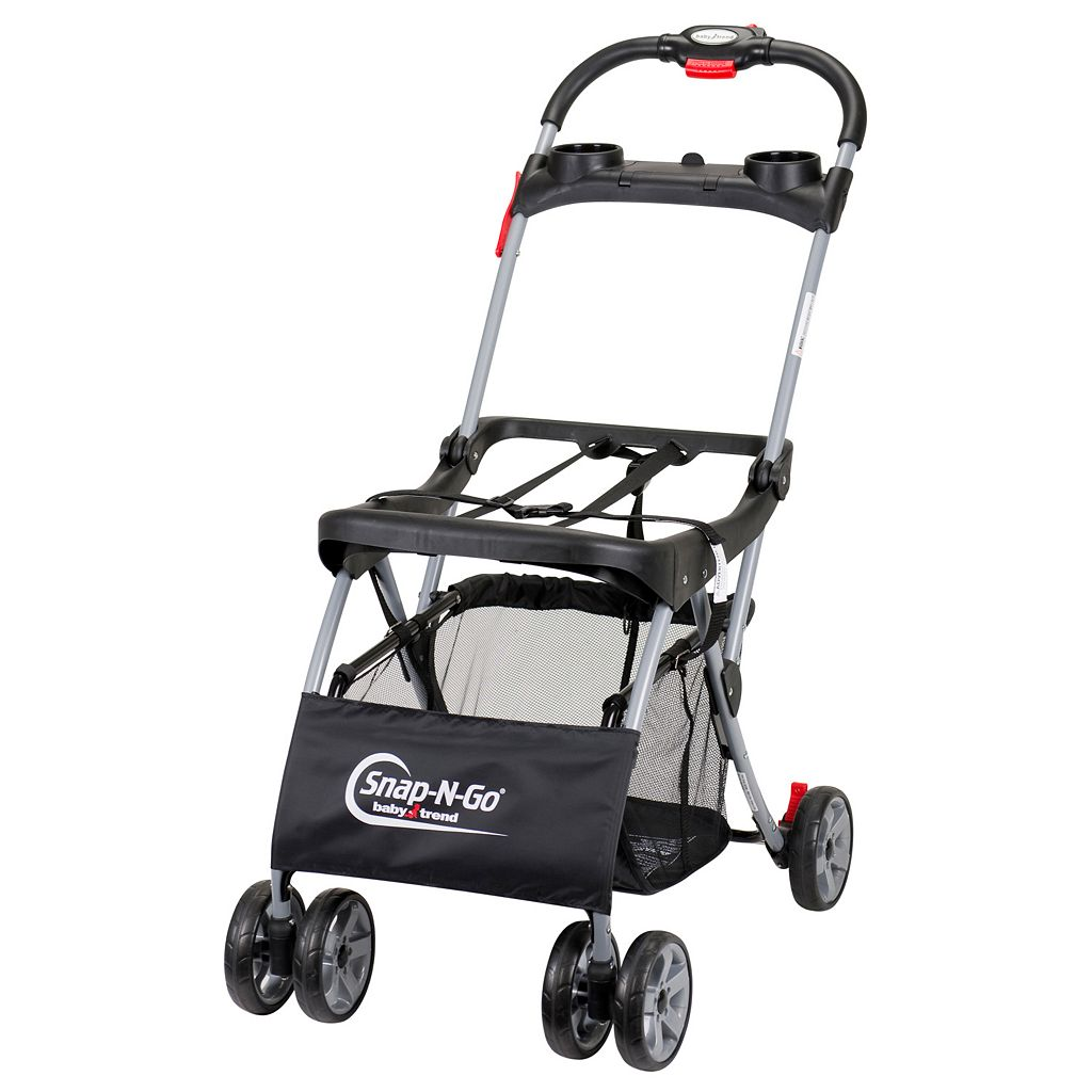 Baby Trend Snap 'N Go Single Universal Car Seat Stroller