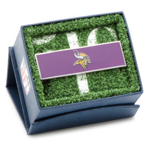 Minnesota Vikings Rhodium-Plated Money Clip