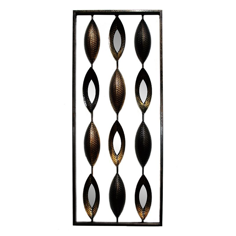 Display mirrored wall decor kohl39s for Good look kohls wall art decals