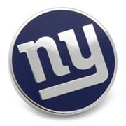 New York Giants Silver-Plated Lapel Pin