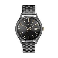 Caravelle New York by Bulova Men's Stainless Steel Watch