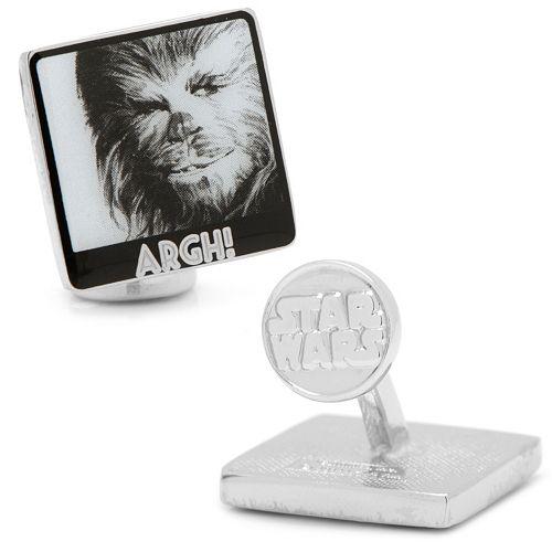Star Wars Chewbacca Cuff Links