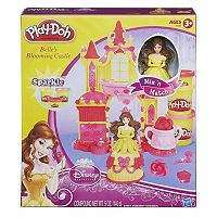 Disney Princess Play-Doh Belle's Booming Castle by Hasbro