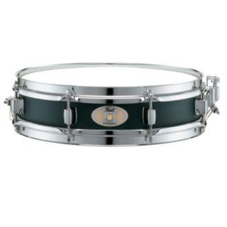 """Pearl 13""""x 3"""" Piccolo Black Snare Drum"""