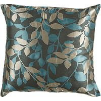 Decor 140 Versoix Teal Decorative Pillow - 18'' x 18''